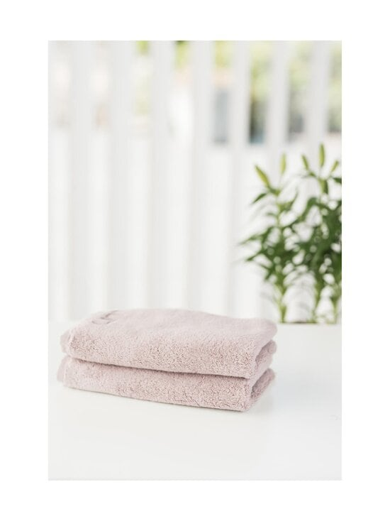 LUIN LIVING - Your Home Your Spa -pyyhe 30 x 50 cm - DUSTY ROSE | Stockmann - photo 2