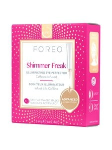 Foreo - UFO Shimmer Freak -mikrokuitunaamio 6 kpl | Stockmann