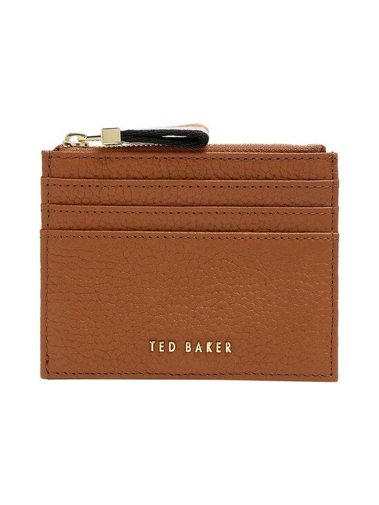 Ted Baker London - Sofhee T Detail Buckle Belt -nahkavyö - 00 BLACK | Stockmann - photo 1