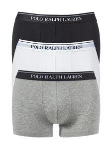 Polo Ralph Lauren - Bokserit 3-pack - VALKOINEN/HARMAA/MUSTA | Stockmann