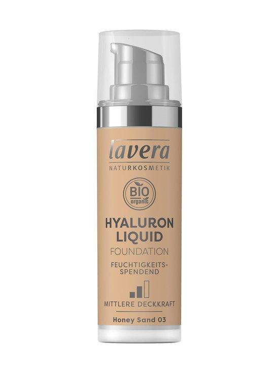 Lavera - Hyaluron Liquid Foundation -meikkivoide 30 ml - HONEY SAND 03   Stockmann - photo 1