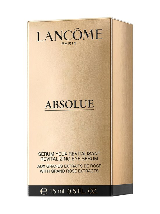 Lancôme - Absolue Eye Serum -silmänympärysseerumi 15 ml - NOCOL | Stockmann - photo 6