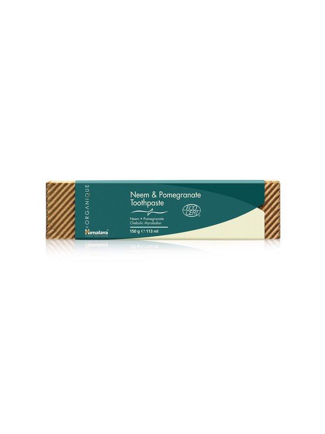 Neem & Pomegranate Toothpaste -hammastahna 150 g