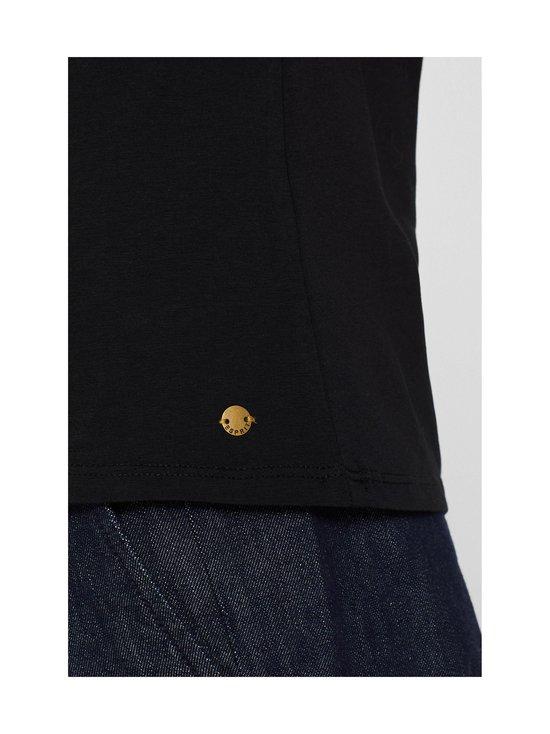 Esprit - T-paita - BLACK 001 | Stockmann - photo 4