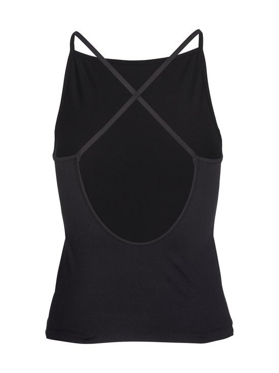 Filippa K - Soft Cross-back Tank -toppi - 1433 BLACK | Stockmann - photo 2