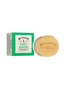 The Scottish Fine Soaps - Shave Soap & Bowl Set Vetiver & Sandalwood -parranajosaippua | Stockmann