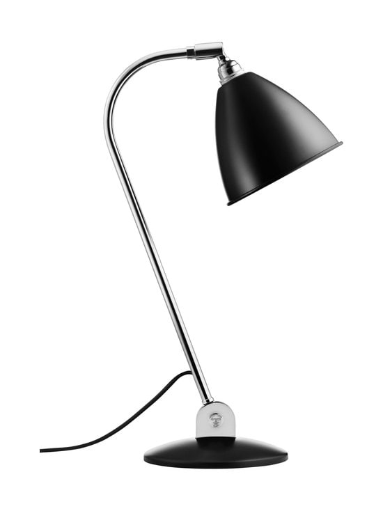 Gubi - Bestlite BL2 Table Lamp -pöytävalaisin - BLACK SEMI MATT | Stockmann - photo 1