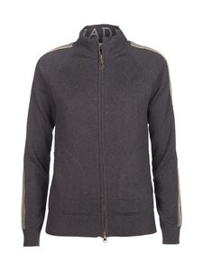 Deha - Full Zip Sweater -takki - 22136 DARK GRAY | Stockmann