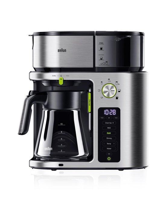 Braun - MultiServe-kahvinkeitin - STEEL | Stockmann - photo 1