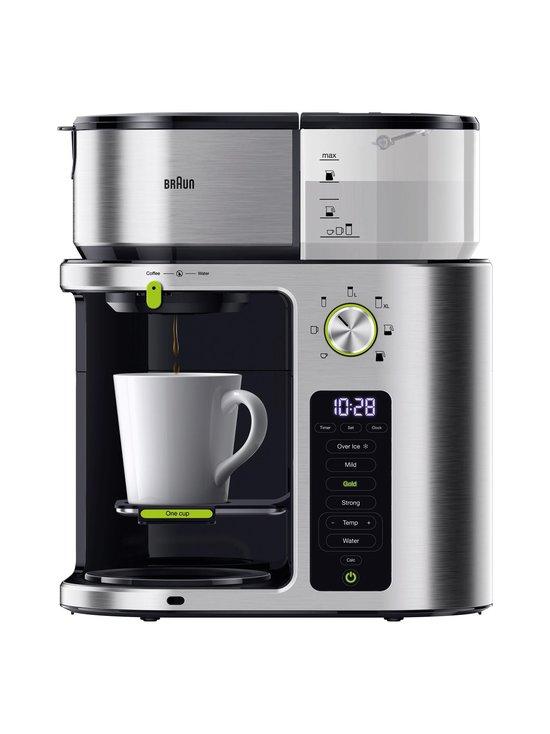 Braun - MultiServe-kahvinkeitin - STEEL | Stockmann - photo 2