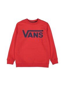 Vans - Classic Crew -collegepaita - HIGH RISK RED/DRESS BLUES | Stockmann