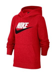 Nike - Sportswear Club Fleece Hoodie -huppari - UNIVERSITY RED | Stockmann