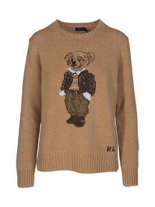 Polo Ralph Lauren - Polo Bear -villaneule - 3CCE BROWN | Stockmann