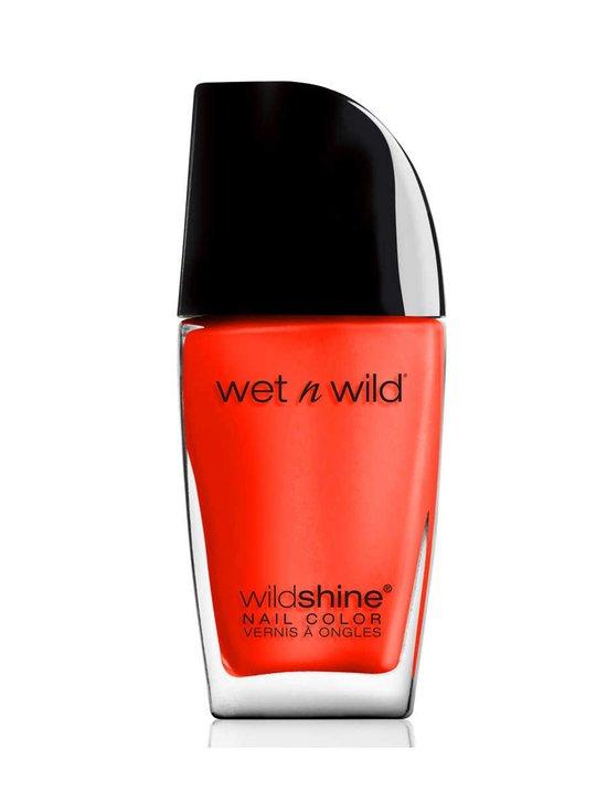 Wet n Wild - Wild Shine Nail Color -kynsilakka - E490 HEATWAVE | Stockmann - photo 1