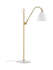 Gubi - Bestlite BL3 Floor Lamp Medium -lattiavalaisin - SOFT WHITE SEMI MATT | Stockmann