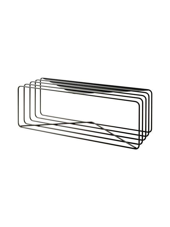 BEdesign - Lume-kenkäteline, iso - MUSTA | Stockmann - photo 1