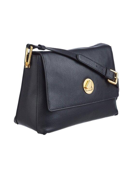 Coccinelle - Liya Shoulder Handbag -nahkalaukku - 001 NOIR/NOIR | Stockmann - photo 2