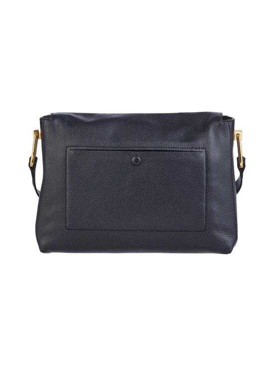 Coccinelle - Liya Shoulder Handbag -nahkalaukku - 001 NOIR/NOIR | Stockmann - photo 3
