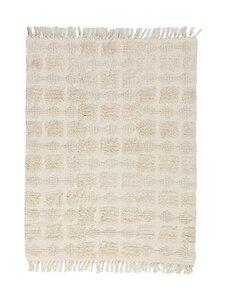 Casa Stockmann - Elde-puuvillamatto 140 x 200 cm - WHITE | Stockmann
