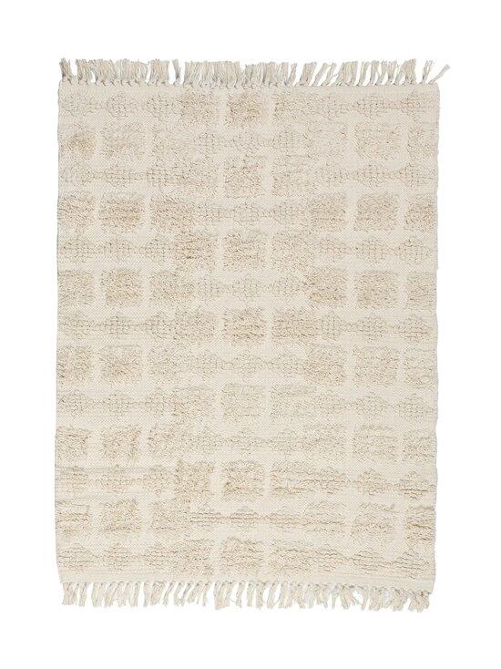 Casa Stockmann - Elde-puuvillamatto 140 x 200 cm - WHITE | Stockmann - photo 1