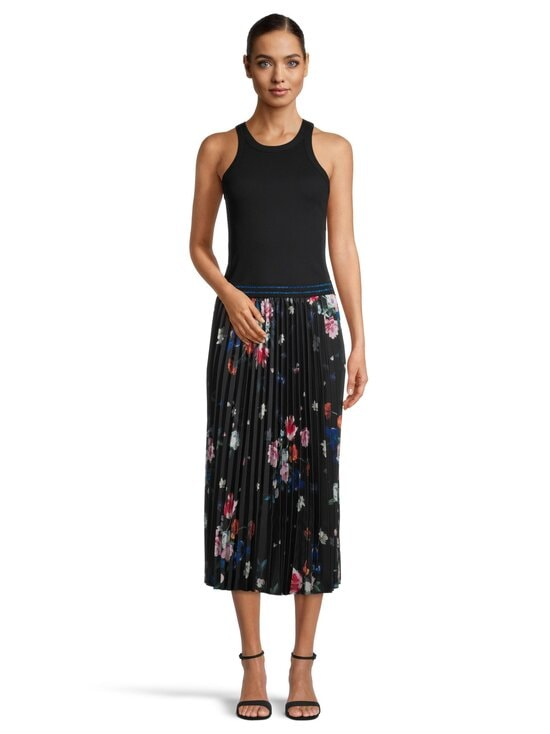 Ted Baker London - Leaann Sandalwood Pleated Skirt -hame - 00 BLACK | Stockmann - photo 3