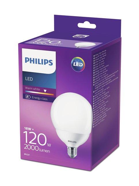 LED E27 -lamppu