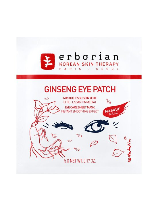 Erborian - Ginseng Eye Patch -silmänympärysnaamio 5 g - NOCOL | Stockmann - photo 1
