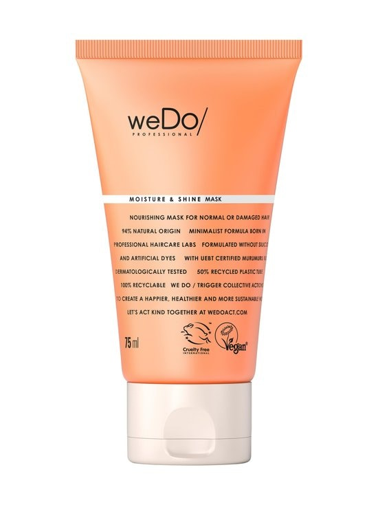Wedo - Moisture & Shine Mask -hiusnaamio 75 ml - NOCOL | Stockmann - photo 1