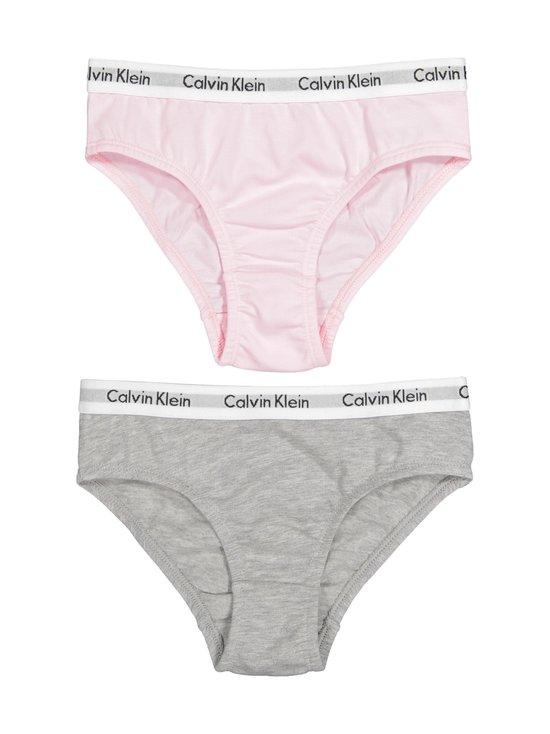 Calvin Klein Kids - Modern Cotton -alushousut 2-pack - GREY/UNIQUE | Stockmann - photo 2