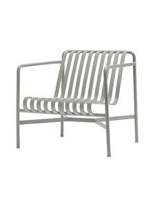 HAY - Palissade Lounge Chair Low -lepotuoli 73 x 81 cm - SKY GREY (HARMAA) | Stockmann