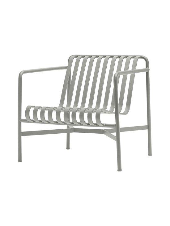 HAY - Palissade Lounge Chair Low -lepotuoli 73 x 81 cm - SKY GREY (HARMAA) | Stockmann - photo 1