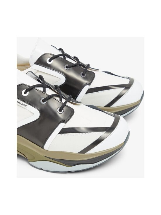 J.Lindeberg - Arlo Runner -sneakerit - M268 ARMY GREEN | Stockmann - photo 3