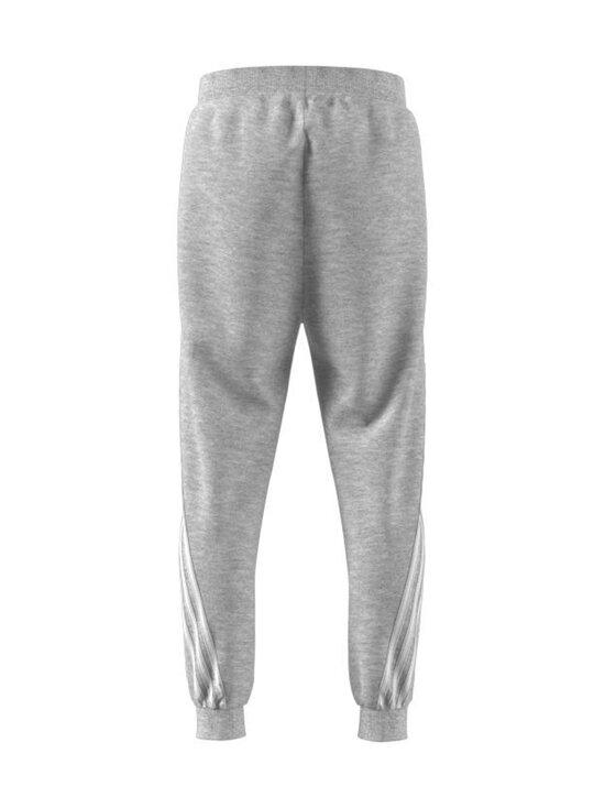 adidas Performance - B Tap Basic Pant -housut - MGREYH/WHITE   Stockmann - photo 2