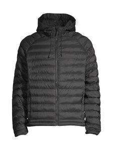 Knowledge Cotton Apparel - Eco Active Thermore Hood Jacket -toppatakki - 1167 PHANTOM | Stockmann