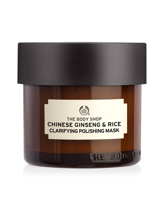 The Body Shop - Chinese Ginseng & Rice Clarifying Polishing Mask -kasvonaamio 75 ml - NOCOL | Stockmann - photo 1