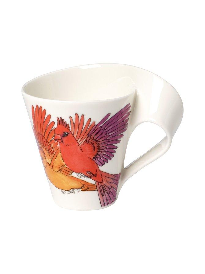 NewWave Caffè Red Cardinal -muki 0,3 l