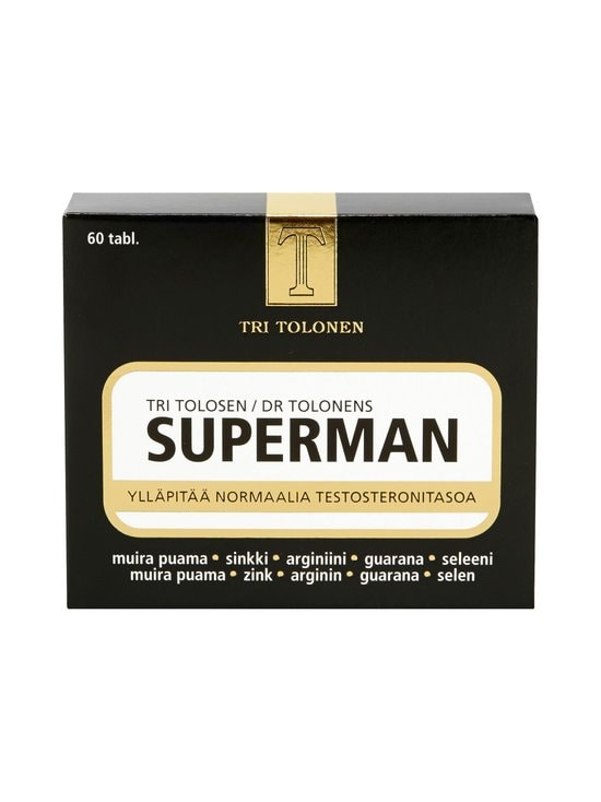 Tri Tolonen - Superman+ 60 tabl 84 g - null | Stockmann - photo 1
