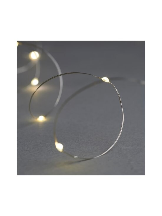 Sirius - Knirke-valosarja 3,9 m + 30 cm - CLEAR/SILVER | Stockmann - photo 2