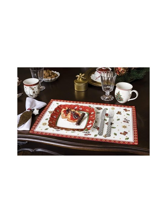 Villeroy & Boch - Toys Delight Gobelin Toys -tabletti 32 x 48 cm - RED | Stockmann - photo 2