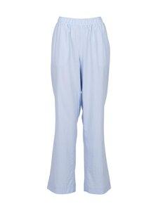 Neo Noir - Astra Solid Pants -housut - 145 LIGHT BLUE   Stockmann