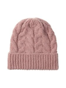 A+more - Astro Beanie -mohairsekoitepipo - OLD ROSE 9123 | Stockmann