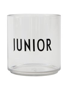 Design Letters - Kids Personal Drinking Glass -juomalasi, Special Edition - TRANSPARENT | Stockmann