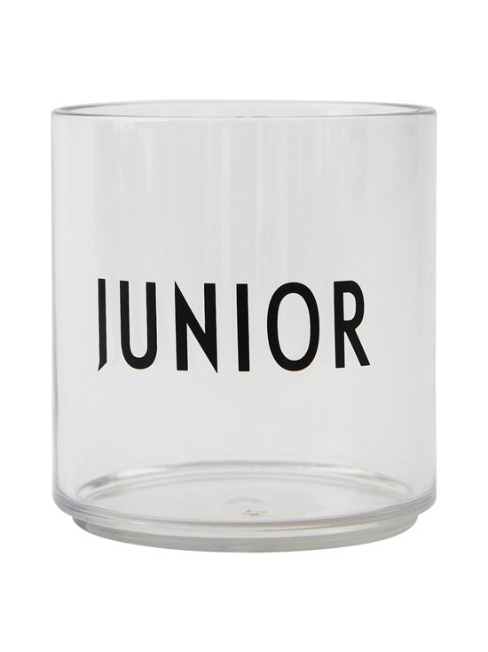 Design Letters - Kids Personal Drinking Glass -juomalasi, Special Edition - TRANSPARENT | Stockmann - photo 1