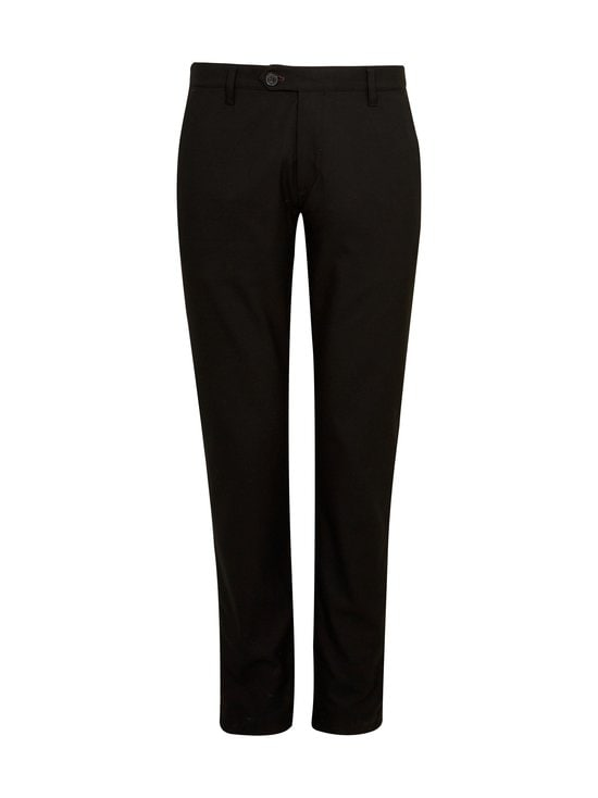 Ted Baker London - Seyii Slim Fit Plain -housut - 00 BLACK | Stockmann - photo 1