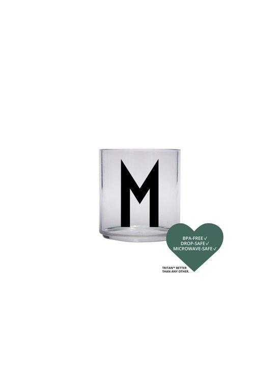 Design Letters - Kids Personal Drinking Glass -juomalasi, M - KIRKAS | Stockmann - photo 2