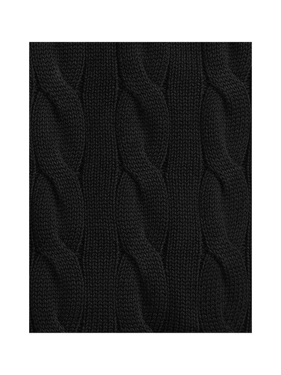 Polo Ralph Lauren - Puuvillaneule - 001 BLACK | Stockmann - photo 6