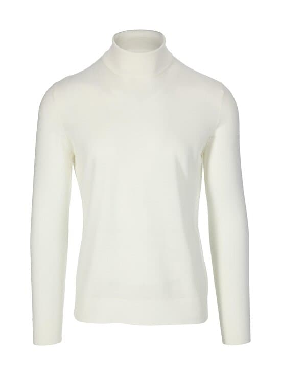 Samsoe & Samsoe - Flemming Turtle Neck -merinovillaneule - 10001 CREAM | Stockmann - photo 1