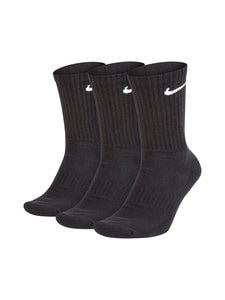 Nike - Everyday Cushioned -sukat 3-pack - BLACK/WHITE | Stockmann