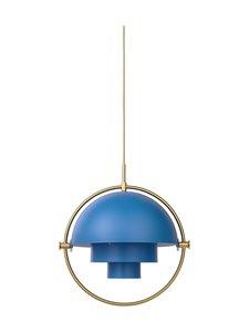 Gubi - Multi-Lite Pendant -riippuvalaisin - NORDIC BLUE MATT | Stockmann