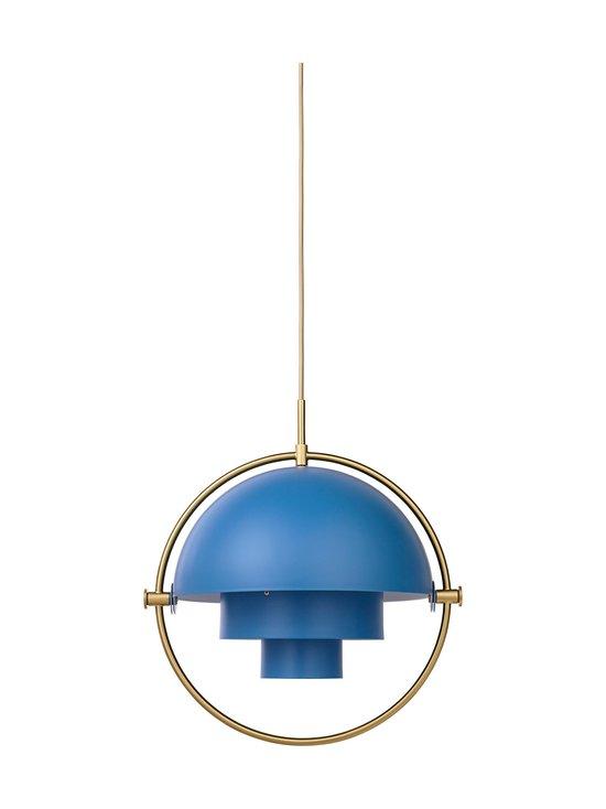 Gubi - Multi-Lite Pendant -riippuvalaisin - NORDIC BLUE MATT | Stockmann - photo 1